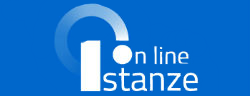 Logo del sito Istanze On Line